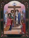 Воздвижение Креста Господня-Праздники