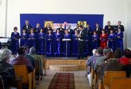 11 апреля 2010 года состоялся концерт посвященный празднику Пасхи и 66-ой годовщине освобождения города от немецких оккупантов-Новости