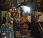 17 сентября Всенощное бдение возглавил архиепископ Анатолий-Новости