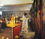 Пасхальное богослужение в храме св. Луки-Новости