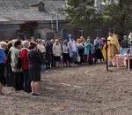 В деревне Приозерное освятили место под строительство Храма-Новости