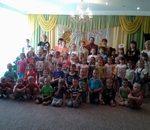 Пасхальное поздравление в детском саду Воскресной школы-Новости