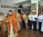 19 мая была отслужена панихида об упокоении душ казаков
