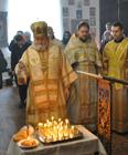 Митрополит Платон молился об убиенных во время недавних трагических событий происшедших в Киеве-Новости
