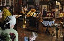К нам в Храм прибыли мощи преподобных отцов Киевопечерских-Новости