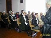 Встреча общества православных педагогов ОПП апрель 2009 год-Новости