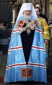 Избран новый патриарх Московский и всея Руси 2009 год-Новости