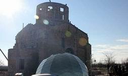 26 ноября состоялось освящение купола в с.Новоотрадном-Новости