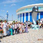 Керчь Храм Святителя Луки Посещение дельфинария в Феодосии воспитанниками воскресной школы в 2017 году