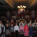 Керчь Храм Святителя Луки Пасхальный утренник апрель 2018 год